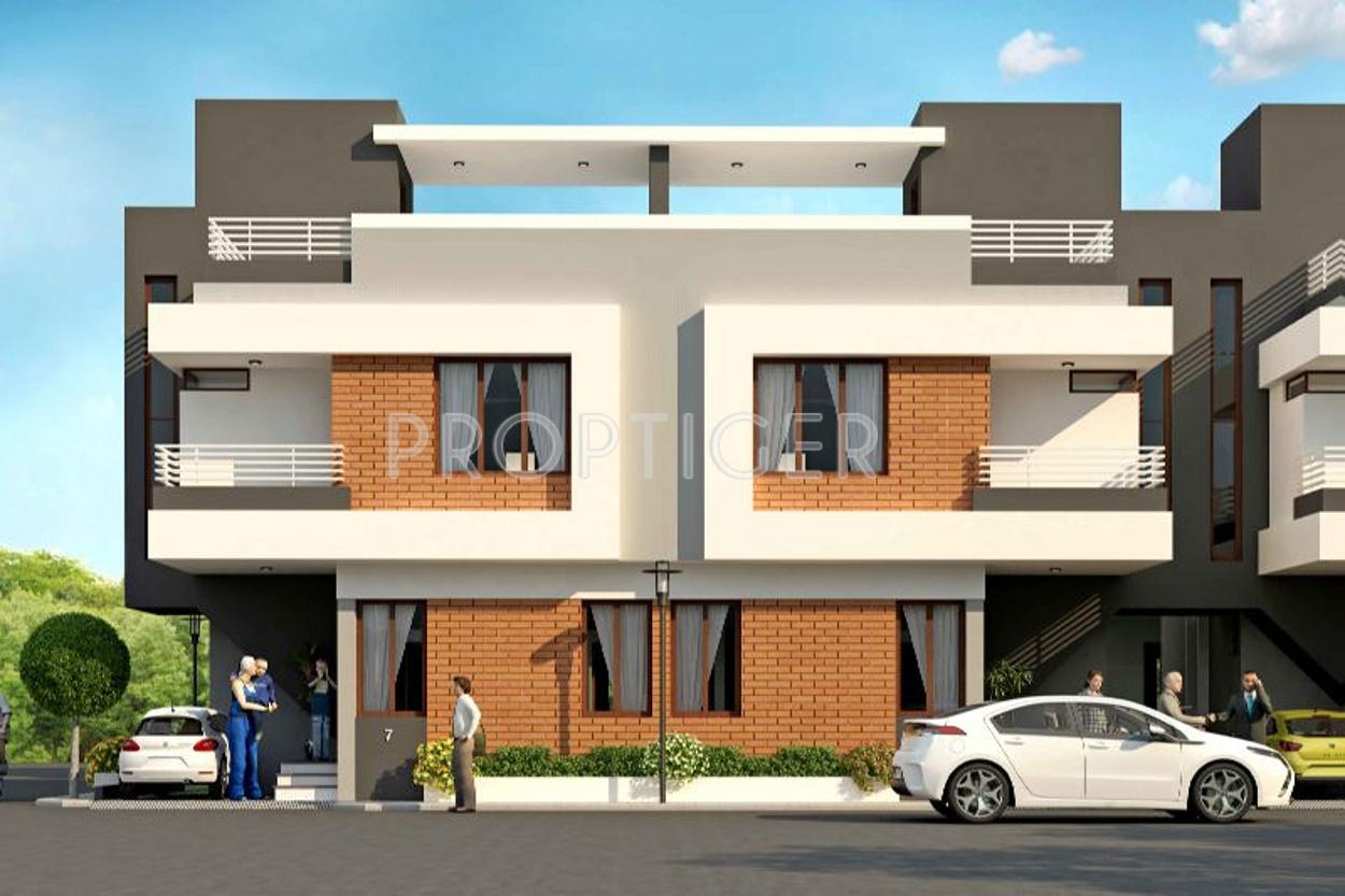 Dream Homes In Atladara Vadodara Price Location Map