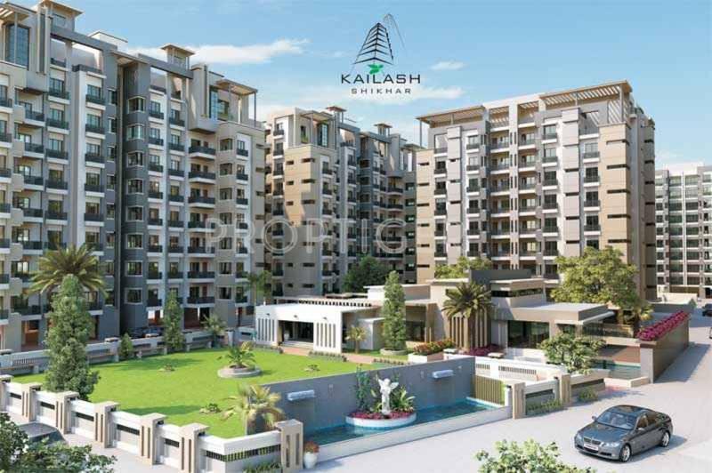 Images for Elevation of Kailash Shikhar