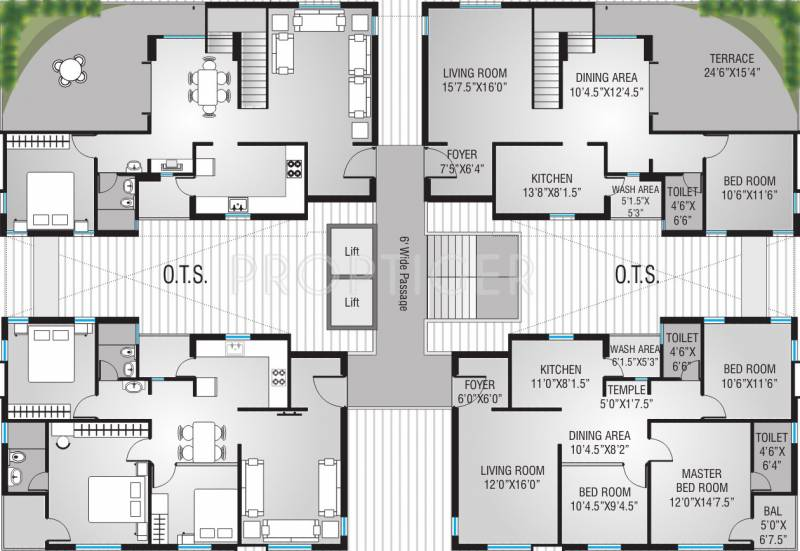 Images for Cluster Plan of Sneh Velani Heights