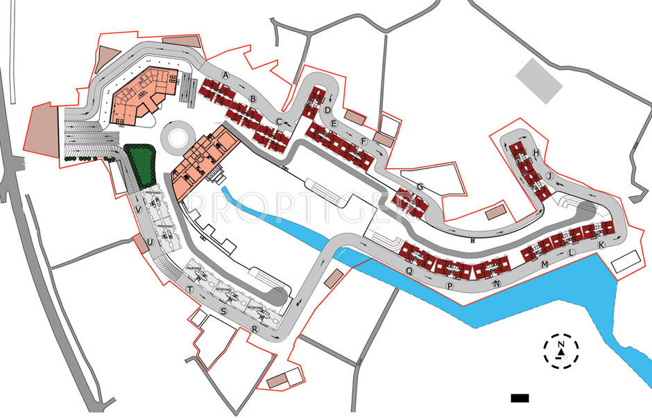 Dlf New Town Heights In Kakkanad Kochi Price Location Map Floor Plan Reviews Proptiger Com