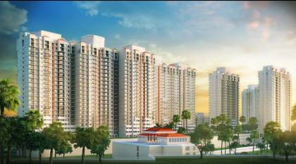 Images for Elevation of DLF New Town Heights