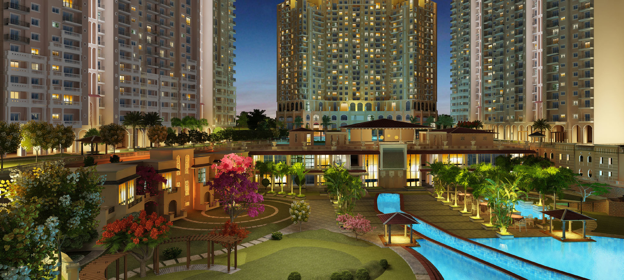 1529 Sq Ft 3 Bhk 2t Apartment For Sale In Dlf New Town