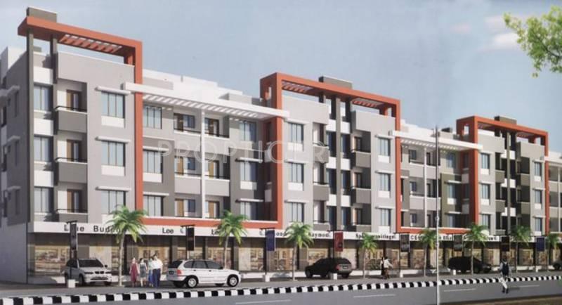 Images for Elevation of Vinayak Resi Cum Plaza