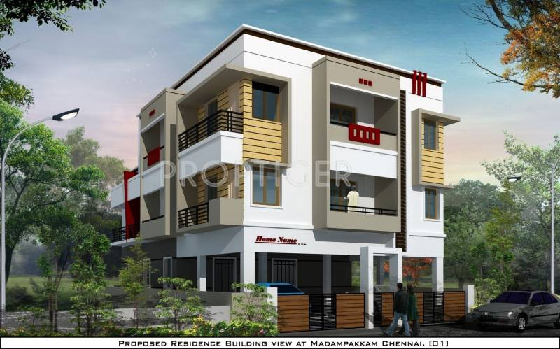Images for Elevation of LSS Constructions MVJ Paradise