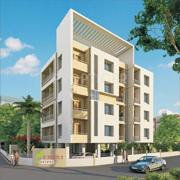 Images for Elevation of Aastha Serene