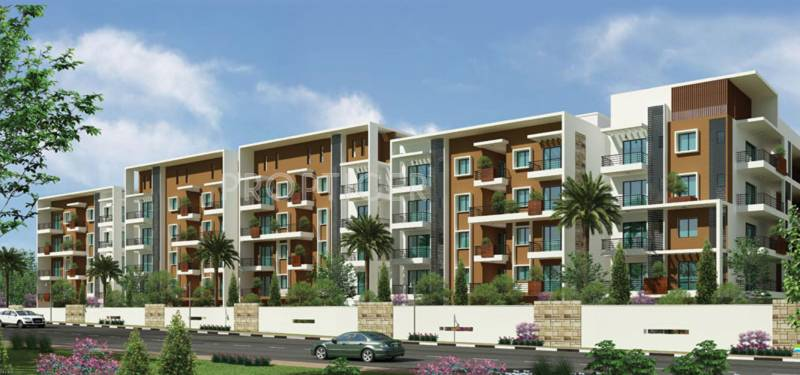 Images for Elevation of Shubh Cypress
