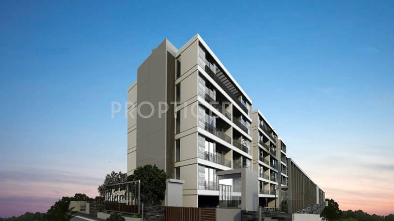 Images for Elevation of Shree Balaji Keshav Residency