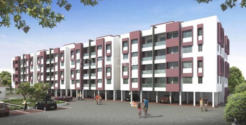 Images for Elevation of Shree Moraya Park