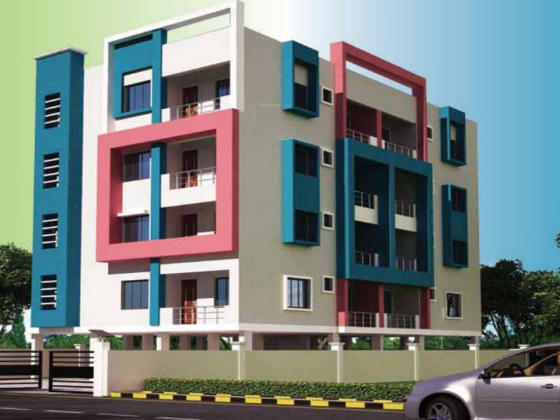 Images for Elevation of Bhavishya Aanchal Homes
