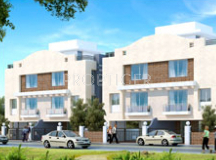 Images for Elevation of Taksheel Dream Scap Homes Phase II and III