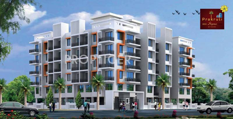 Images for Elevation of Prakruti Sigma
