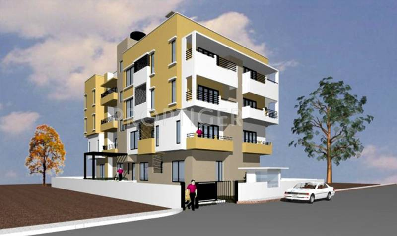 Images for Elevation of Manasa Chinmayee