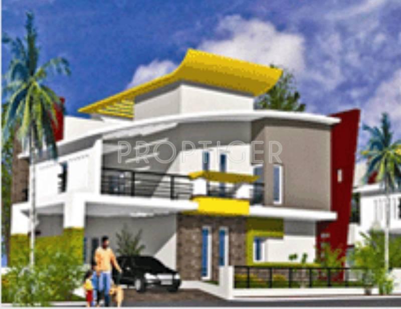 Images for Elevation of Gajanan Homes