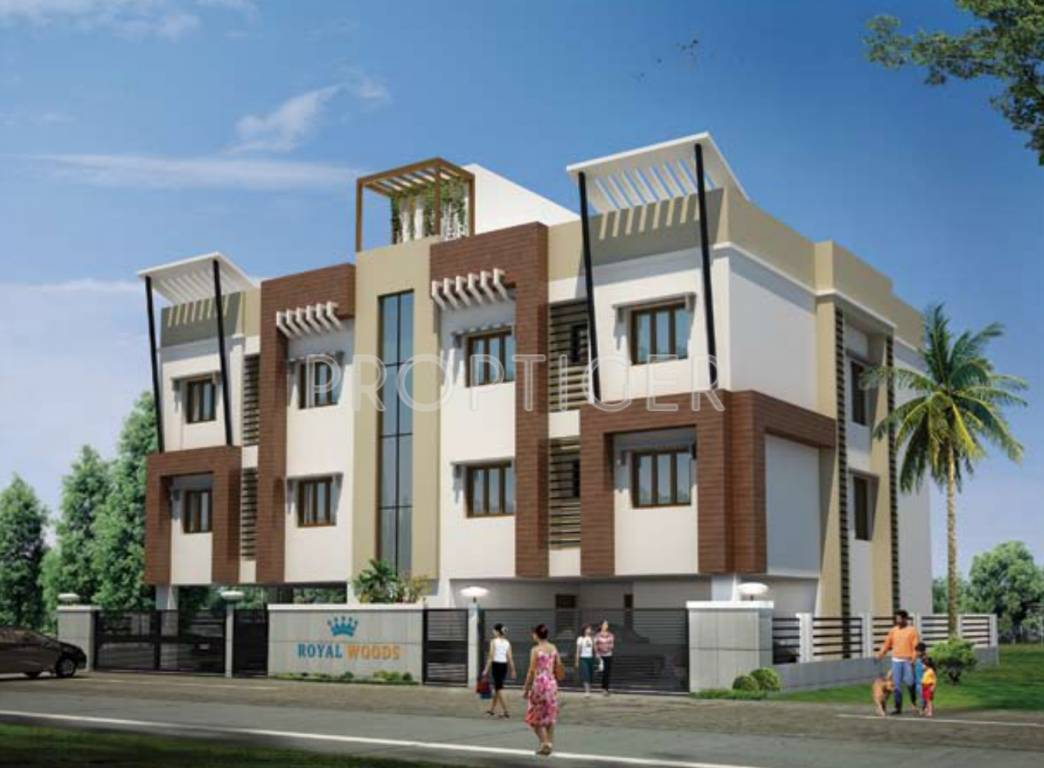 Royal Woods In Cantonment Trichy Price Location Map