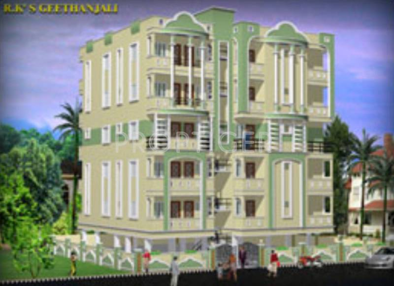 Images for Elevation of KR RK Geethanjali