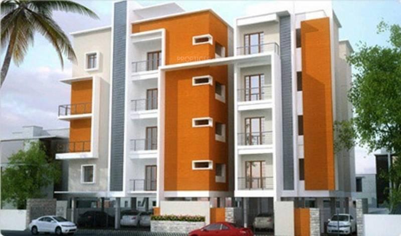 ssb-builders sai-padham Elevation