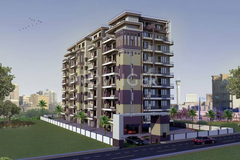 chandak-builders-&-developers-pvt.-ltd imperial-residency Elevation
