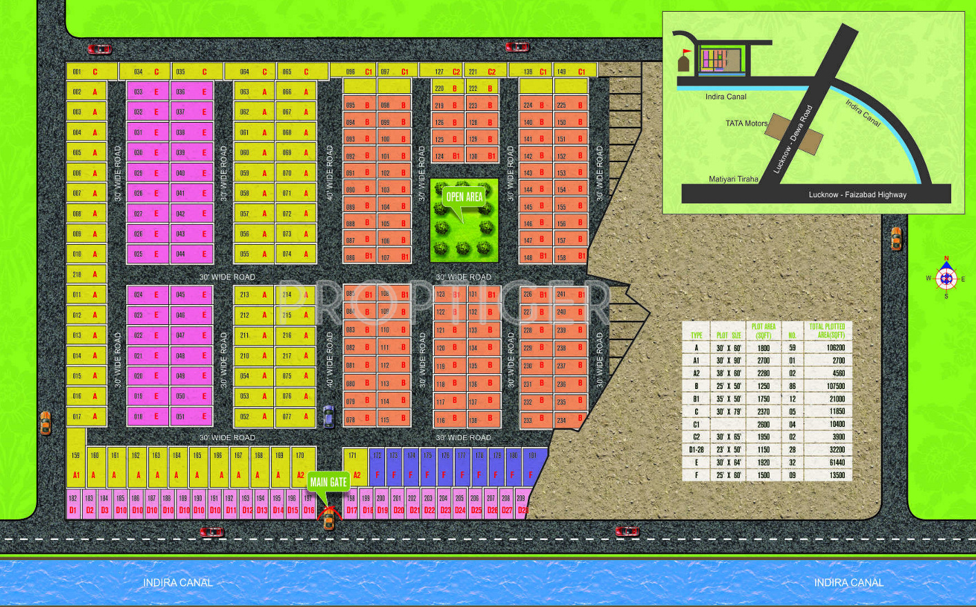 2700 Sq Ft Plot For Sale In Golden Home City Baburi Gaon