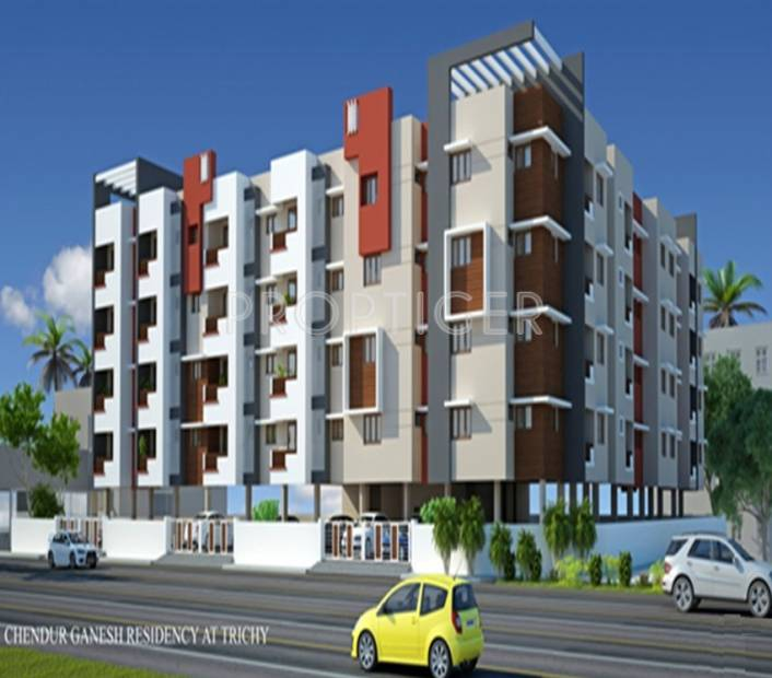 Images for Elevation of Chendur Ganesh Residency