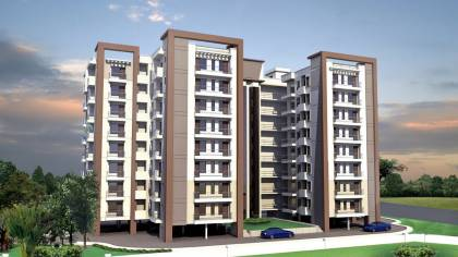 Images for Elevation of Chandak Imperial Court