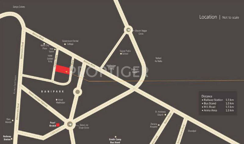 Images for Location Plan of  Shrikant Pearl Divine