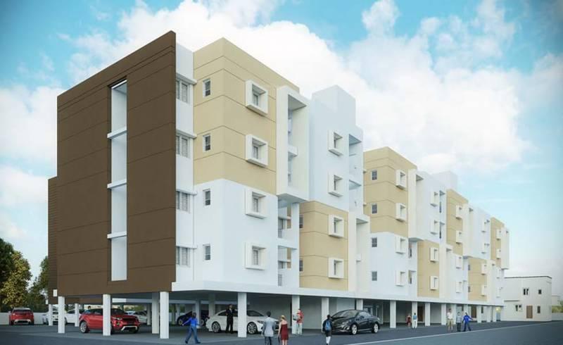Images for Elevation of Shriram Shreshta Apartments