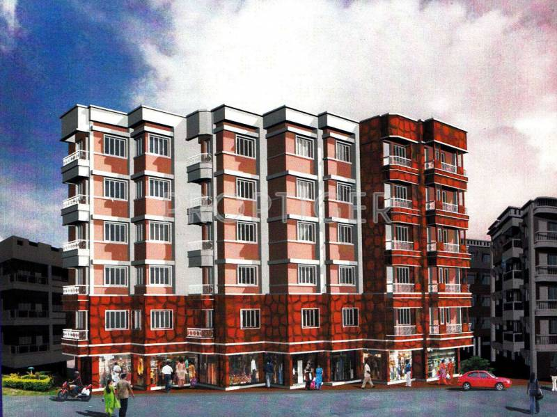 Images for Elevation of Sun Sristi Plaza