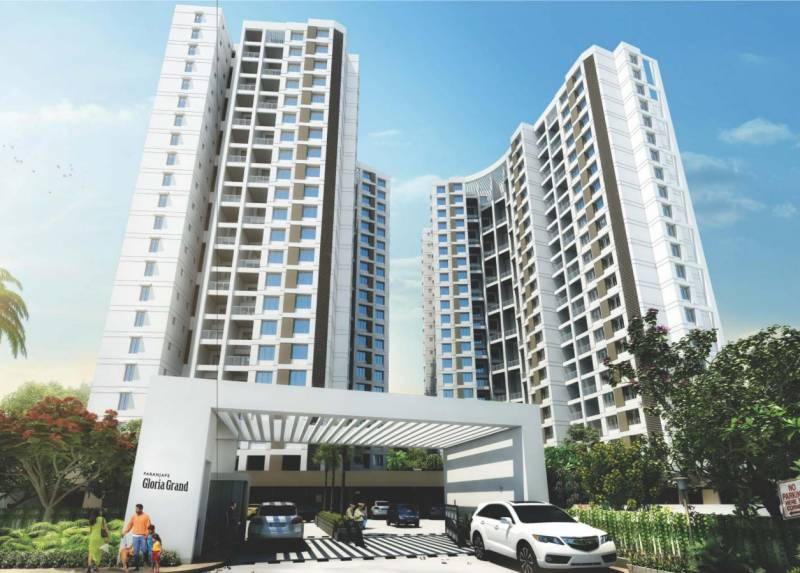 Images for Elevation of Paranjape Gloria Grand