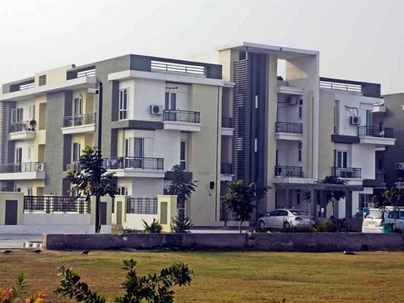 Images for Elevation of Ashadeep Group Gulmohar Walkup Apartment