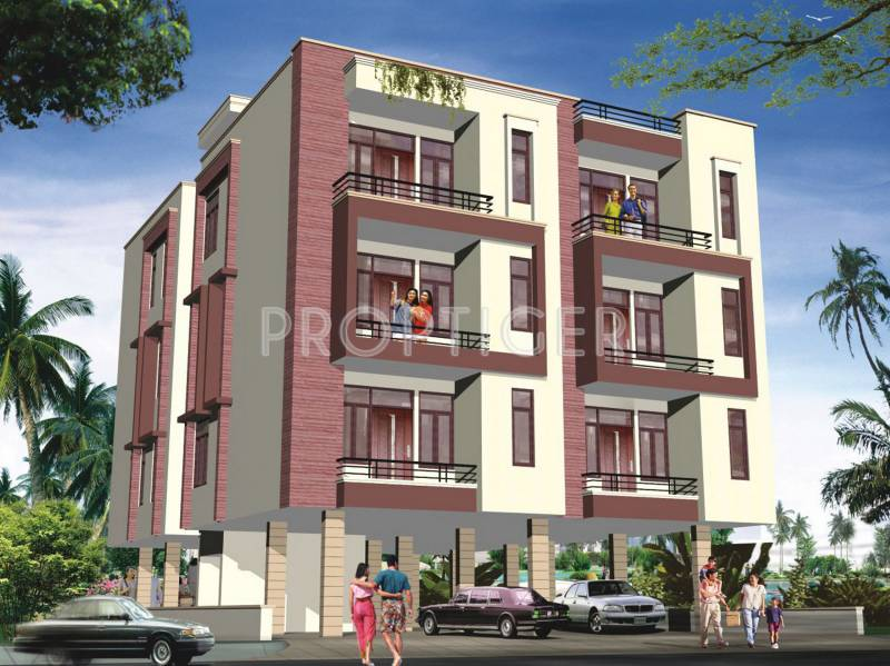 Images for Elevation of Vibrant Aadinath Residency