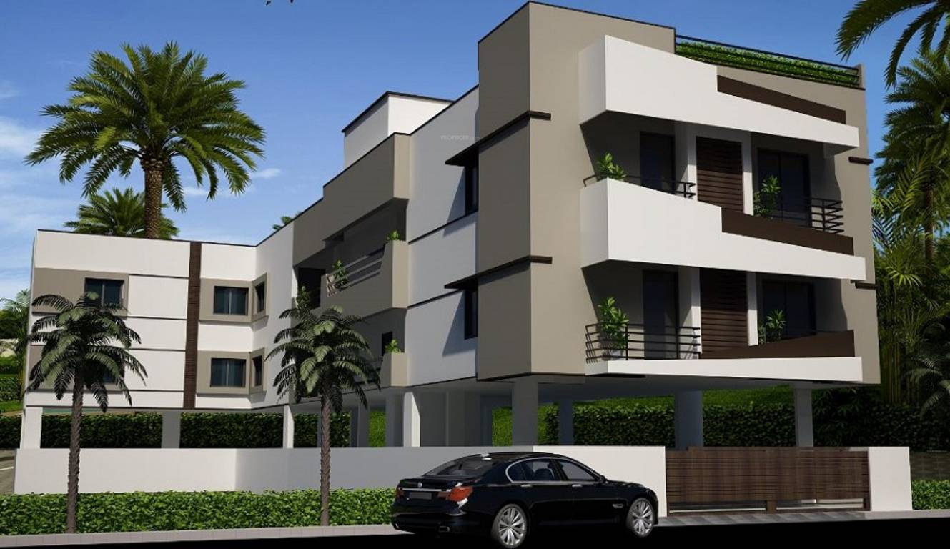 Apartments For Sale In Mylapore