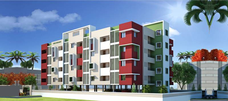 Images for Elevation of Sree Builders Flat Promoters Hasham