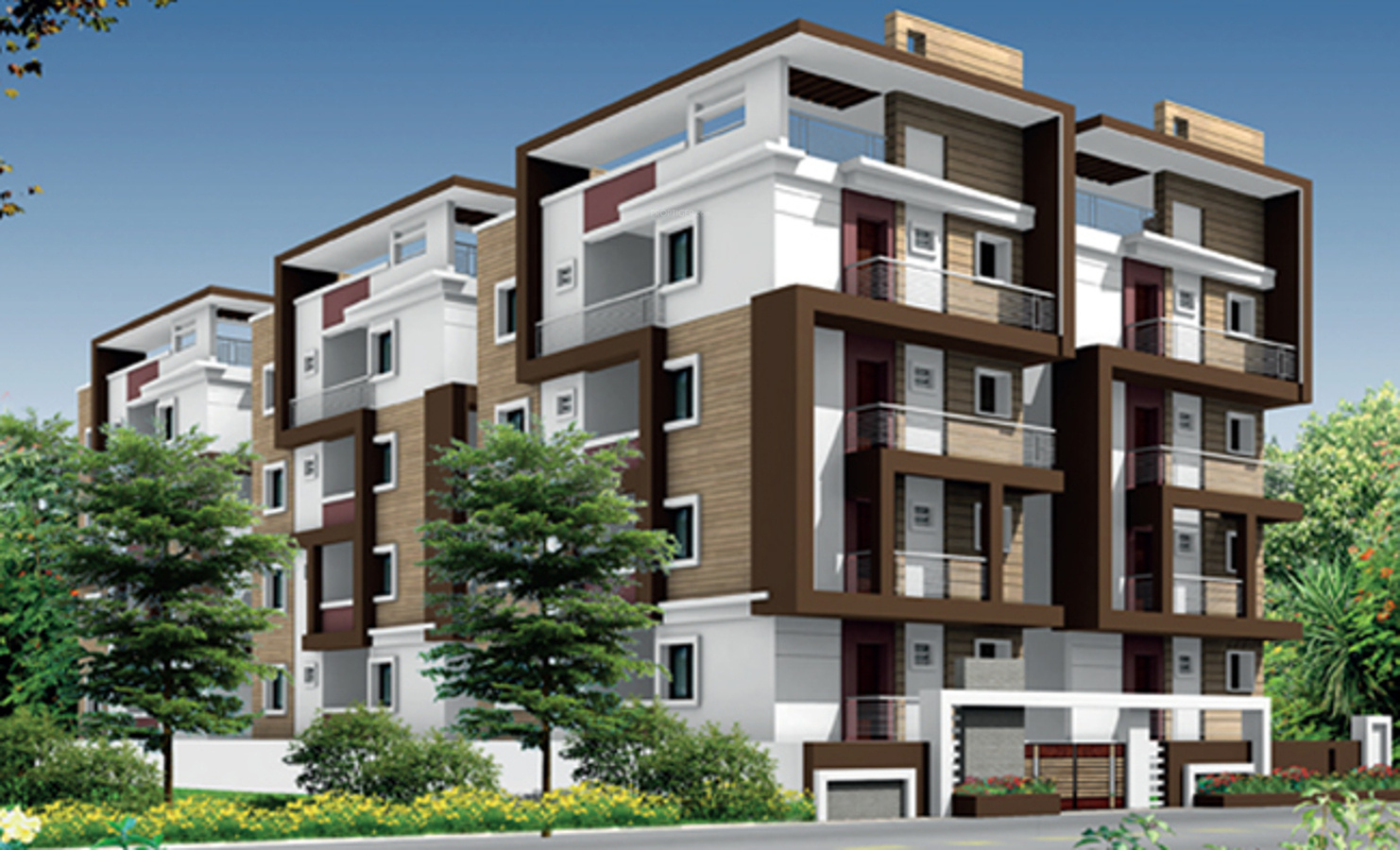 Elevation Wood Flooring : Chethana green wood in kr puram bangalore price