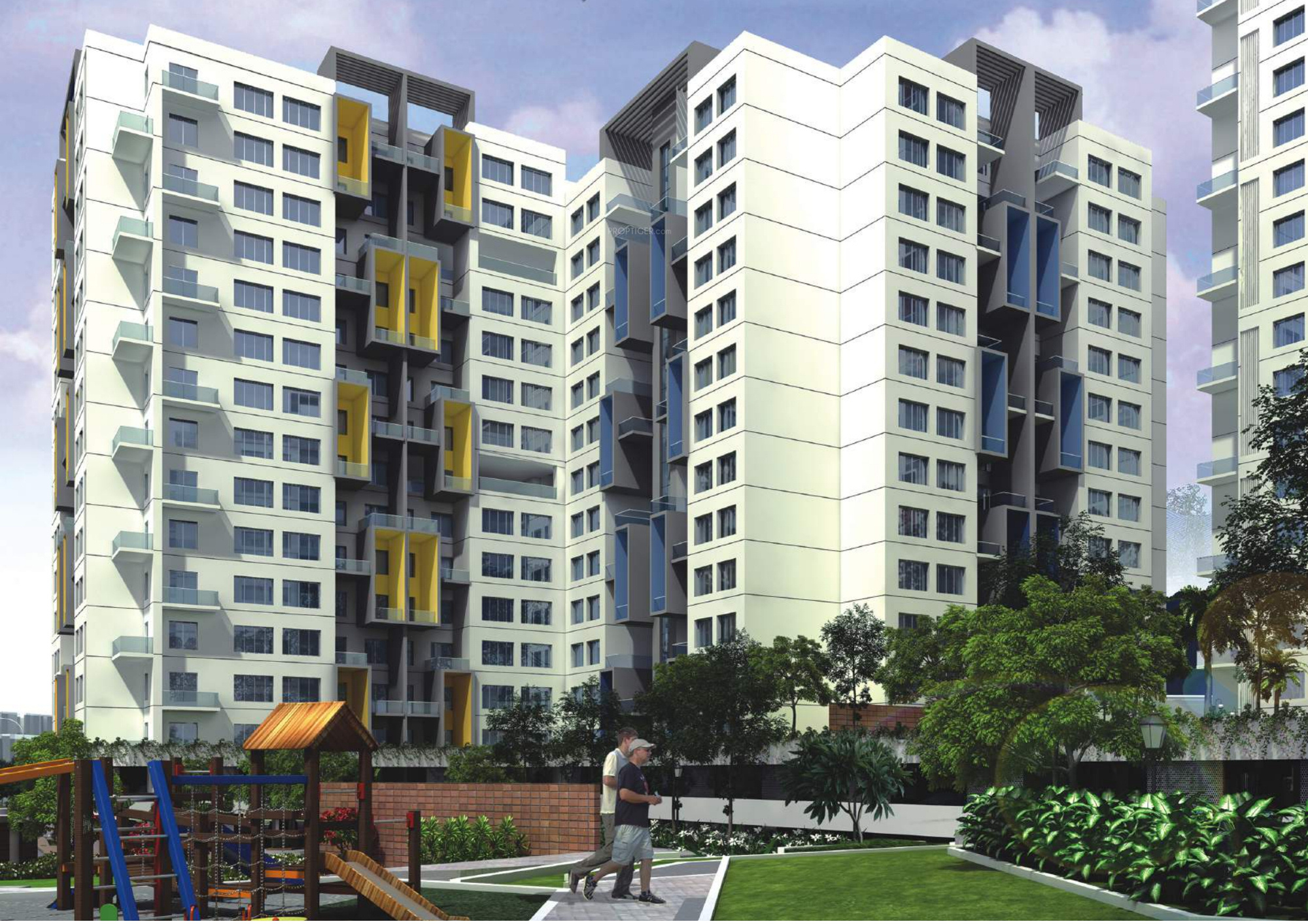 1367 sq ft 3 bhk 3t apartment for in kohinoor group tinsel 1367 sq ft 3 bhk 3t apartment in kohinoor group tinsel town