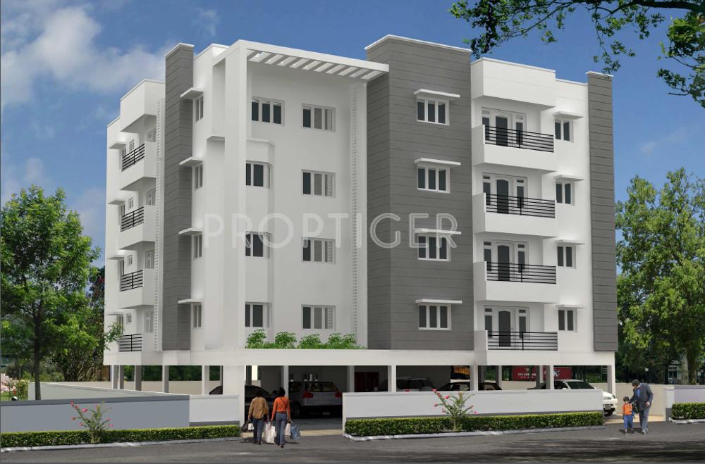 3 Bhk 3t Apartment For Sale In Silpi Ashraya Thiruvanmiyur Chennai