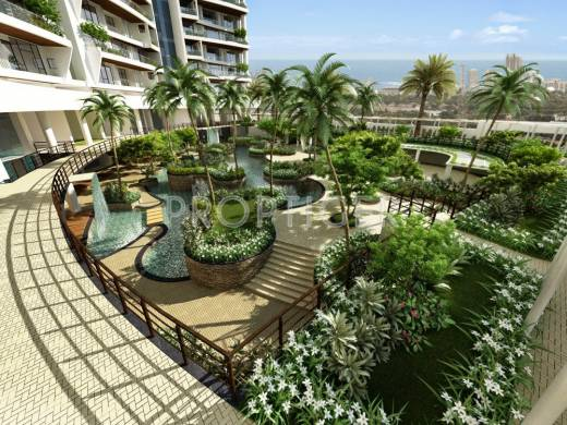 834 sq ft 2 bhk 2t apartment for sale in dosti group for 80 ft garden design