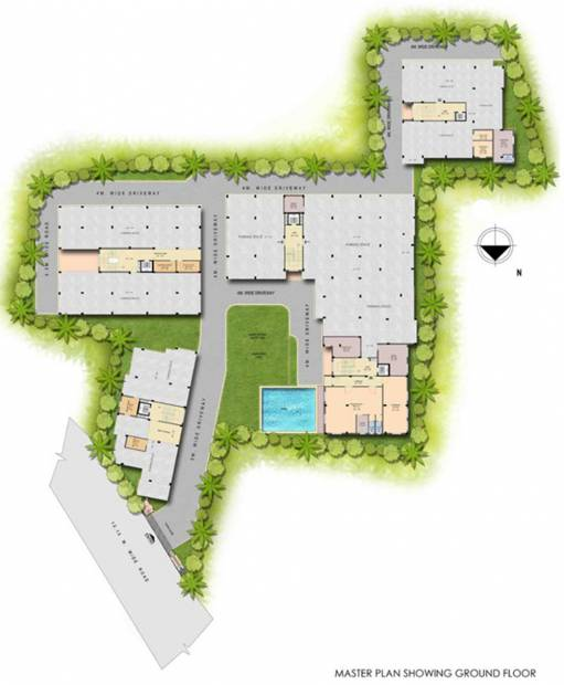 Images for Master Plan of Mayfair Platinum