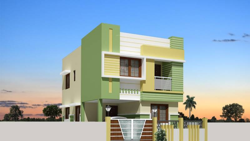 Images for Elevation of Udhayam Breeze Villa