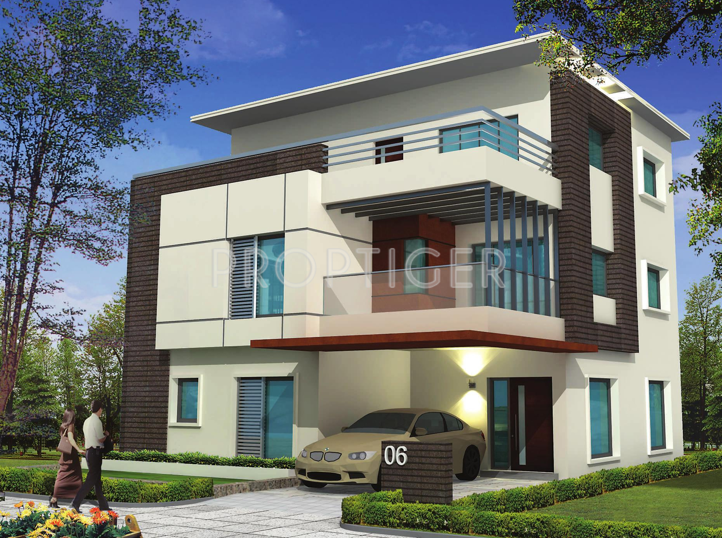 3555 sq ft 4 bhk floor plan image relcon projects marvel for House front face design