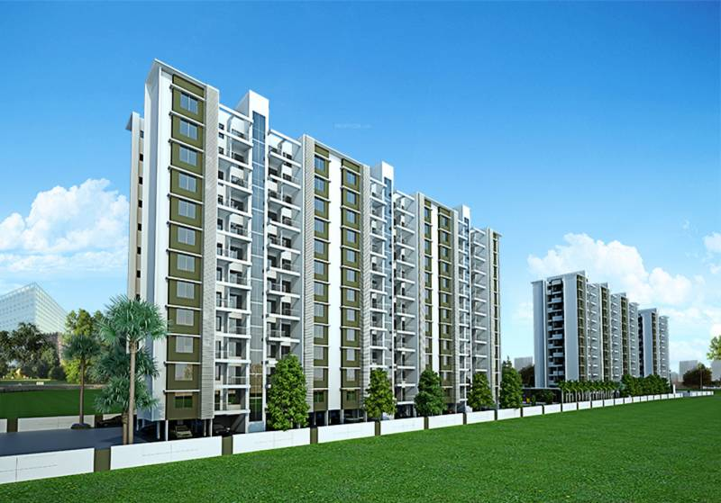 Images for Elevation of Mahalaxmi Raga Homes