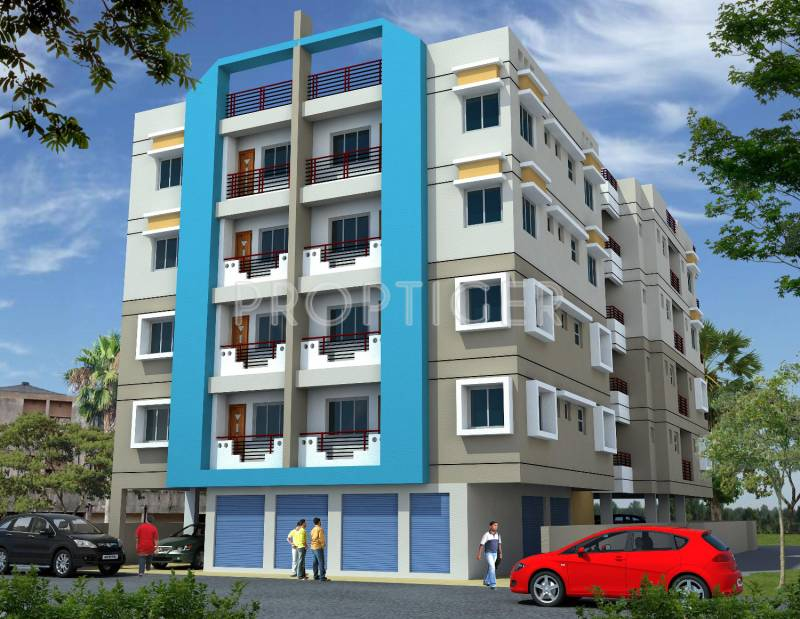 Images for Elevation of Satyam Construction Sanchita Residency