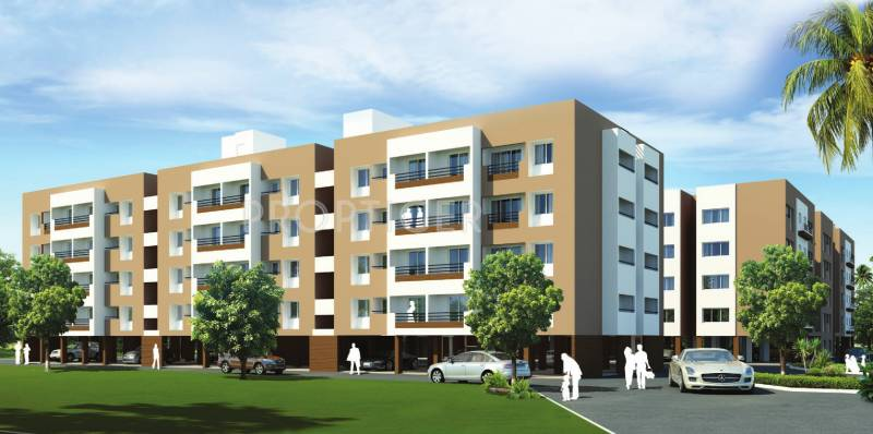 Images for Elevation of Arun Four Greens