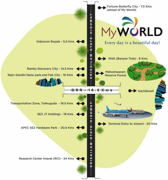 Where Is Hyderabad Located In India Map.Image Of Location Map Of Pride India My World Plots Maheshwaram
