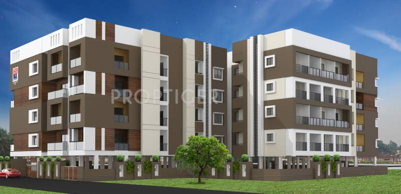 Images for Elevation of DS Santhrupthi Nest