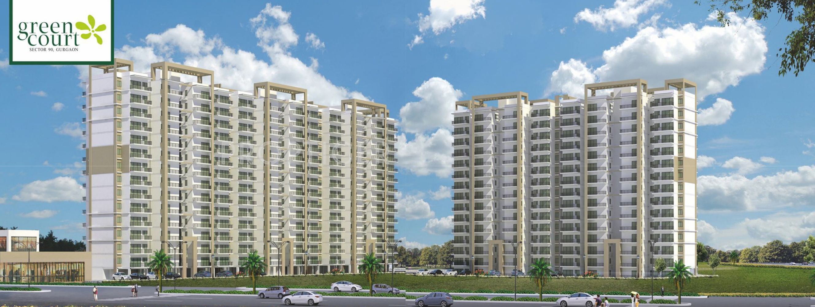Green Court In Sector 90 Gurgaon Price Location Map