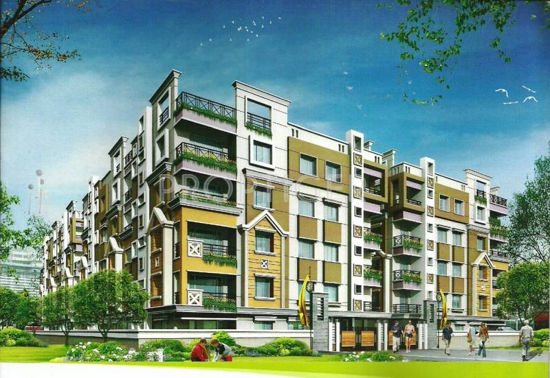 Images for Elevation of B G Biswanath Abasan