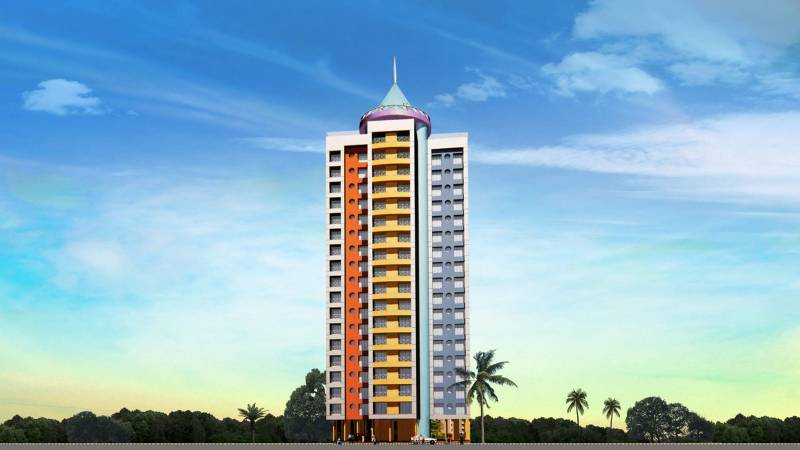 Images for Elevation of Nova Divya Parshwa Tower