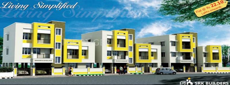 Images for Elevation of SRK Iswarya Enclave