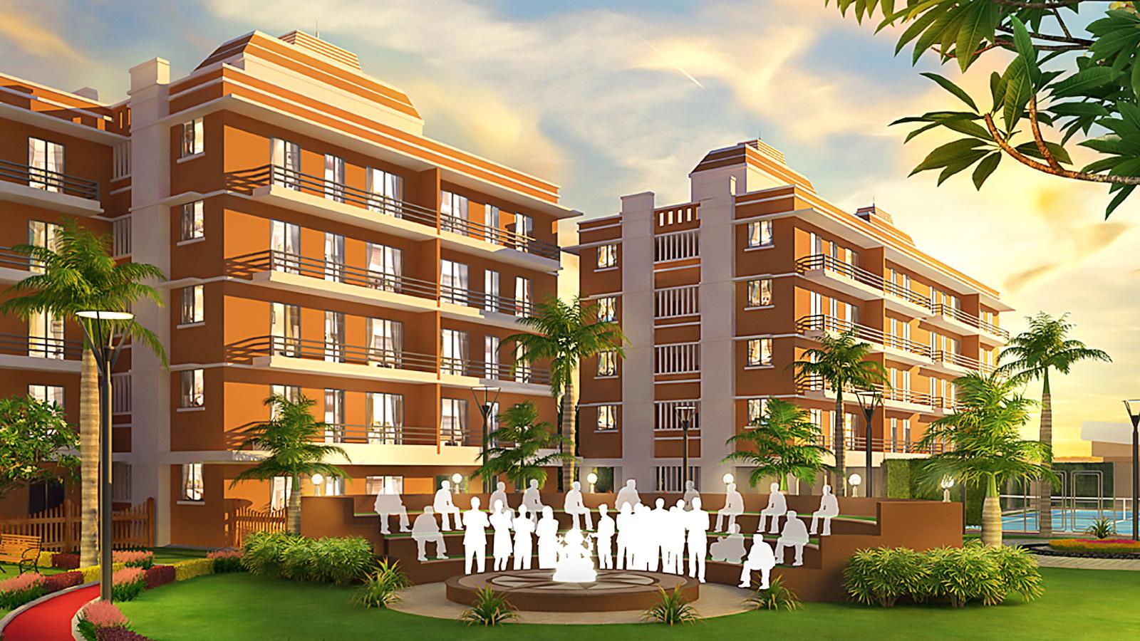 Labdhi Gardens in Neral, Mumbai - Price, Location Map, Floor Plan ...
