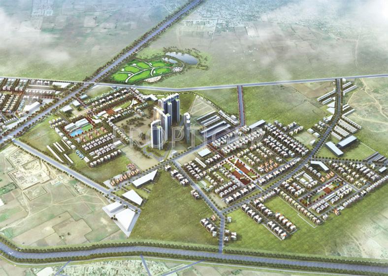 aadri Images for Layout Plan of Supertech Neeladri Floors